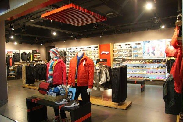 从开设全品类运动装备店看李宁的策略